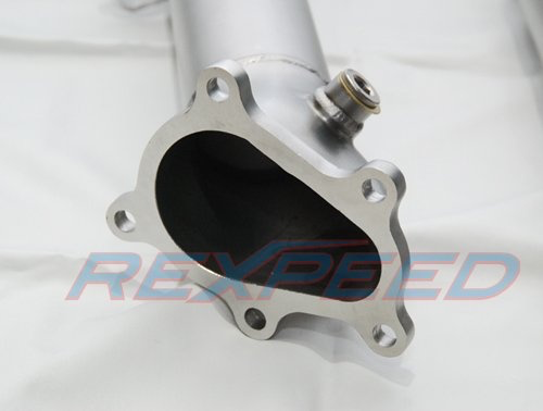 Rexpeed Downpipe (R35 GT-R) - JD Customs U.S.A