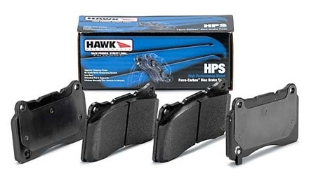 Hawk HPS Street Brake Pads (GT-R) - JD Customs U.S.A
