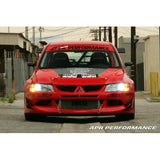 APR Mitsubishi Evolution 8 EVIL-R Widebody Aerodynamic Kit 2003-2005 (AB-483000) - JD Customs U.S.A