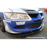 APR Mitsubishi Evolution 8 Front Wind Splitter 2003-2005 (CW-483008)