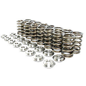 Manley 4B11 Springs and Titanium Retainers (Evo X) - JD Customs U.S.A