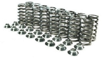 MANLEY VALVE SPRINGS AND TITANIUM RETAINERS | DSM / EVO MULTIPLE FITMENTS (26125) - JD Customs U.S.A