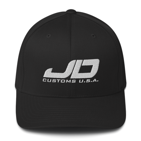 JDC Stretch Fit Hat - JD Customs U.S.A