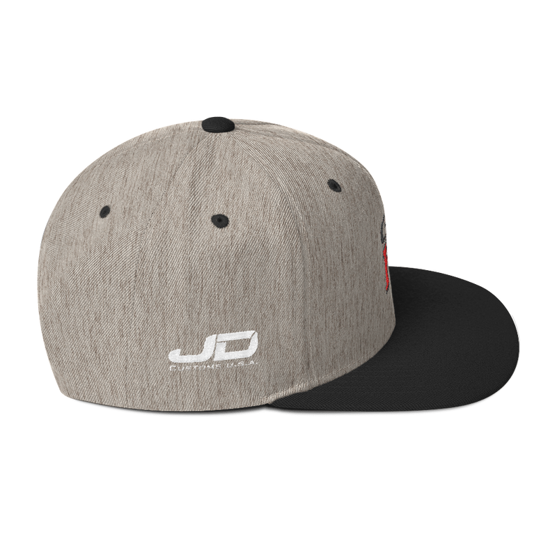 GT-R Snapback Hat - JD Customs U.S.A