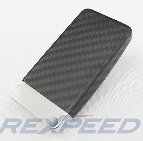Rexpeed R35 GT-R Carbon Fiber Key Fob Cover - JD Customs U.S.A