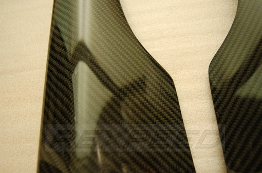 Rexpeed Carbon Fiber Side Spats (Evo 7/8/9) - JD Customs U.S.A