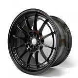 ENKEI NT03+M 18X9.5 5X100 40MM OFFSET BLACK WHEEL | (365-895-8040BK)