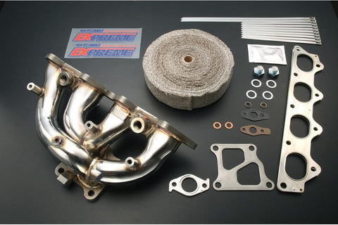 EXPREME EXHAUST MANIFOLD 4G63 EVO4-9 BY TOMEI EVO 7/8/9 - JD Customs U.S.A