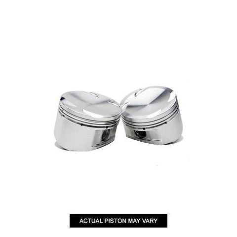 JE Shelf Pistons w/pins, rings and locks (297007) - JD Customs U.S.A