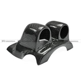 52mm Carbon Fiber Double Gauge Pod  (EVO 10)