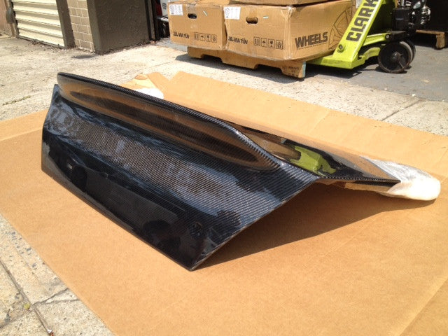 JDC Carbon Fiber DLK Style Trunk (Evo 7/8/9) - JD Customs U.S.A