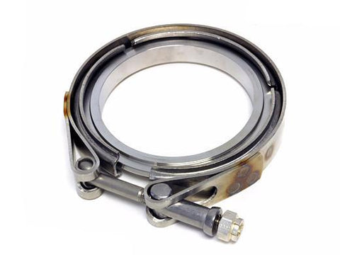 PRECISION TURBO V-BAND CLAMP - PRO MOD TURBINE HOUSING DISCHARGE | (071-1064)