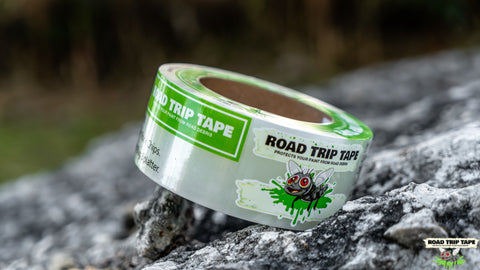 Road Trip Tape (Protect your vehicle from rock chips and bugs)