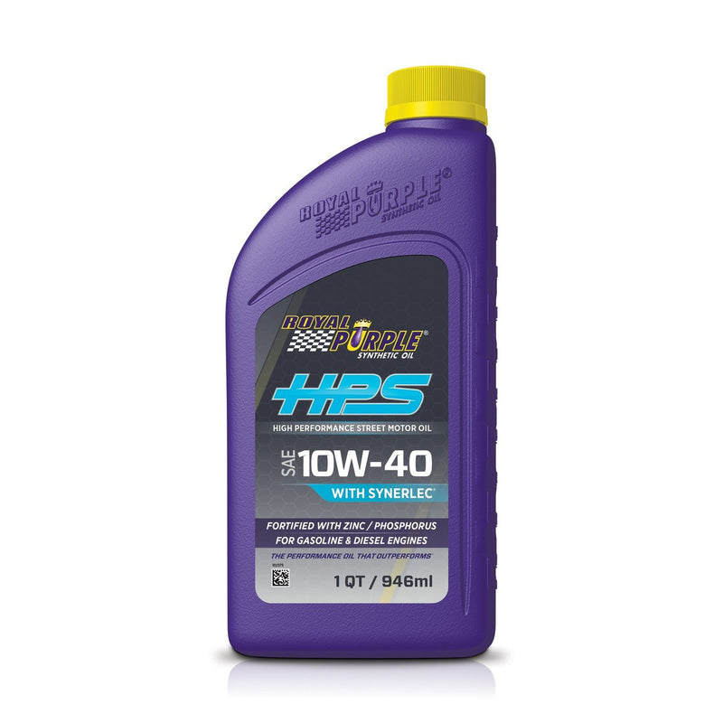 Royal Purple HPS Street Motor Oil