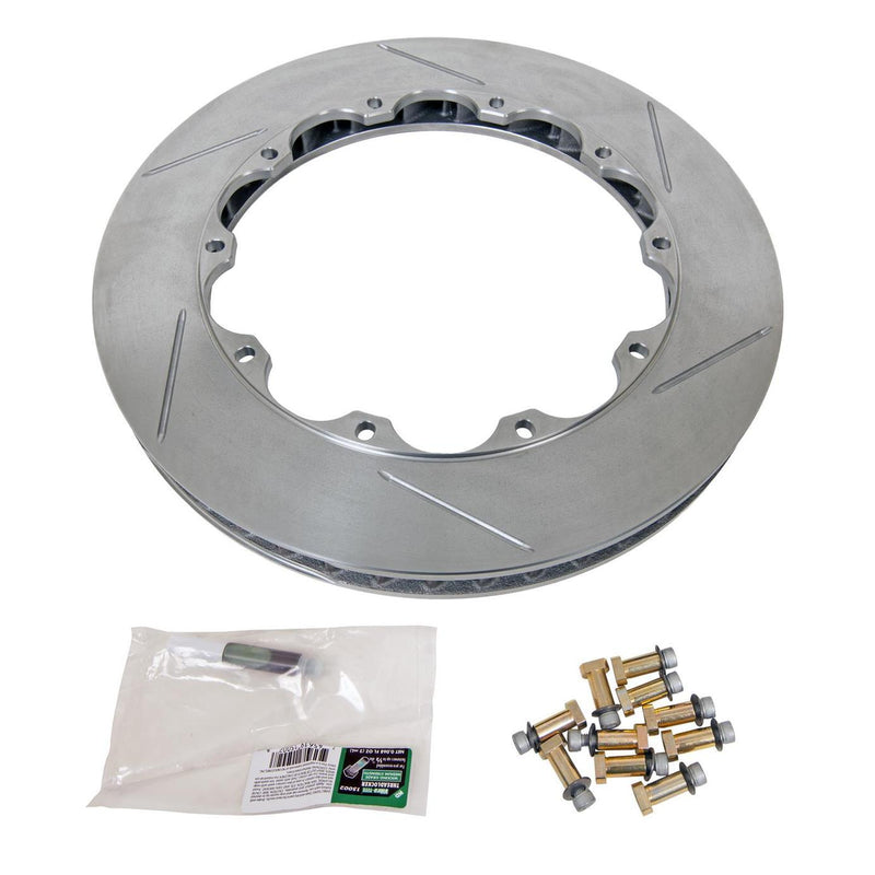 StopTech BBK Replacement Left AeroRotor Ring 355x32mm Slotted (Evo 8/9)