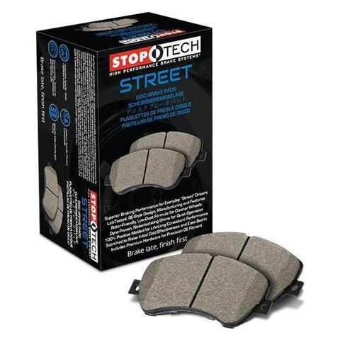 StopTech Street Touring Front Brake Pads | Multiple Fitments (308.10010)