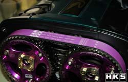 HKS FINE TUNE TIMING BELT EVO - JD Customs U.S.A