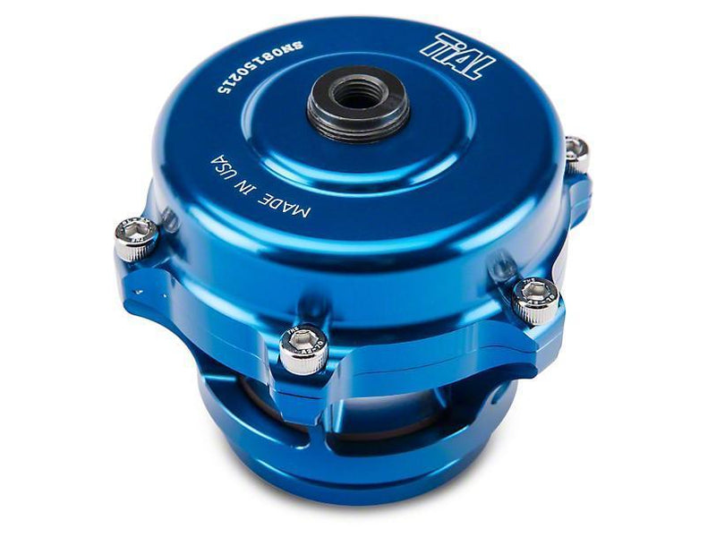 TiAL Sport 50mm QR Blow Off Valve Stainless Flange (Universal)