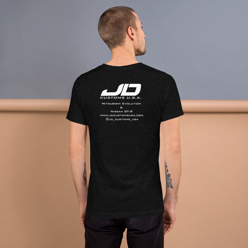 "JDC ""Life is Too Short to Stay Stock"" T-shirt"