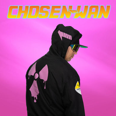 "Chosen Wan ""Bored WAN Hooded Pullover"