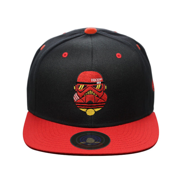 Hip Hop Trooper Snapback Hat Exclusive