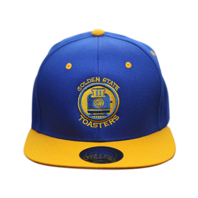 Golden State Toasters Snapback Hat