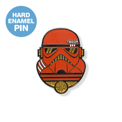 Hip Hop Trooper Enamel Pin Exclusive