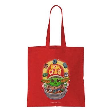 The Lucky Child Tote Bag