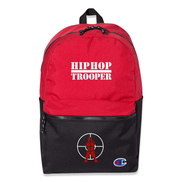 "Hip Hop Trooper ""OG Logo"" Backpack"