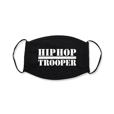 "Hip Hop Trooper ""OG Logo"" Two Sided Face Mask"