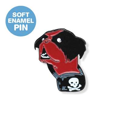 Saga Sweet Boy Enamel Pin
