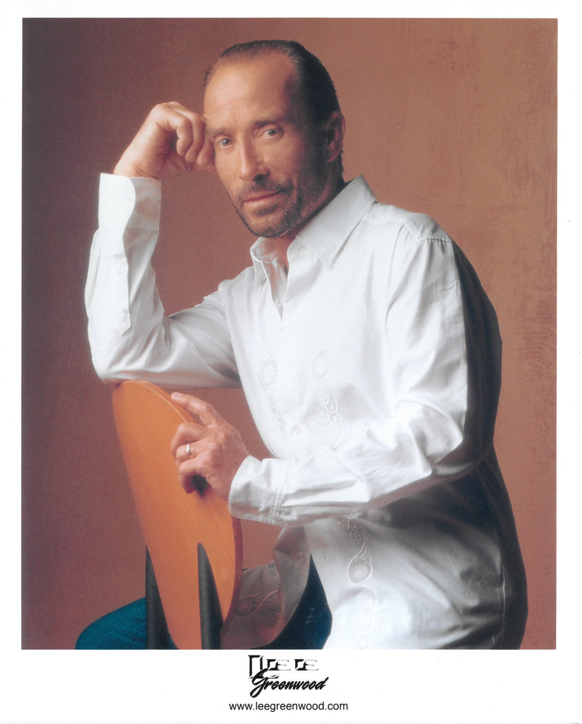 Lee Greenwood 8x10