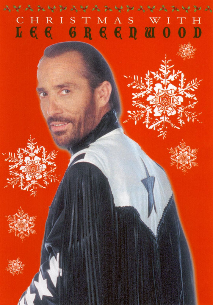 Christmas With Lee Greenwood DVD