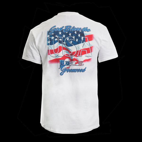 God Bless The USA Tee