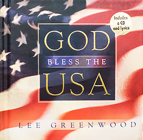 God Bless the USA Book & CD