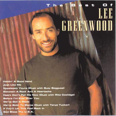 Best Of Lee Greenwood