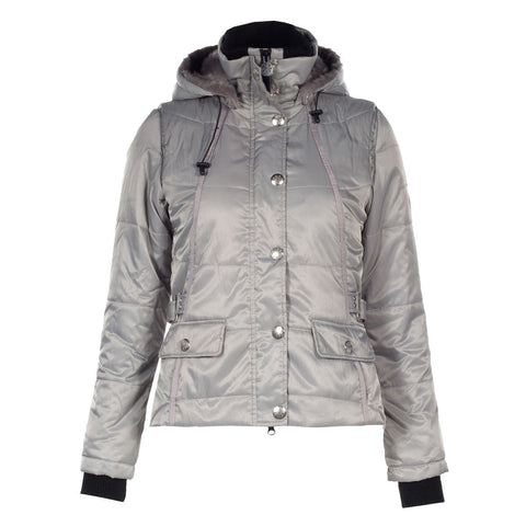 B Vertigo Vickie Women's Jacket with detachable sleeve