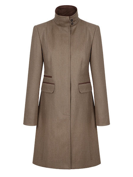 Dubarry Elmtree Wool Womens Overcoat