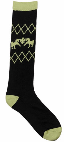 Equine Couture Dillon Bamboo Knee Socks - Ladies