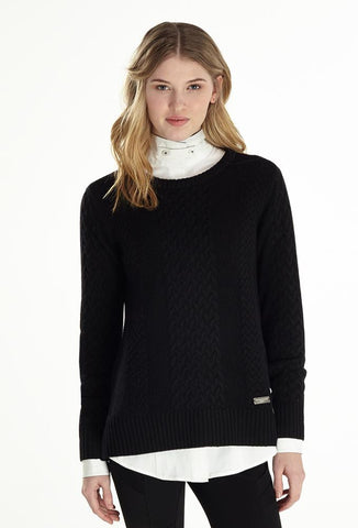 AC Ladies Boyfriend Sweater