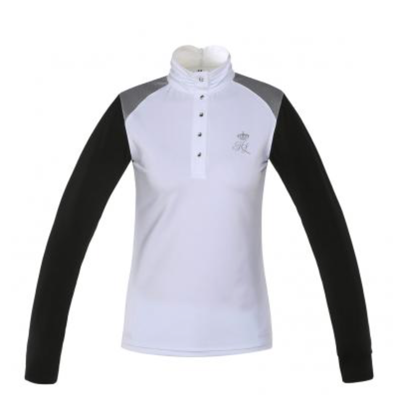 Augusta Ladies Long Sleeve Show Shirt