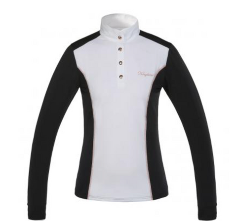 Moon Ladies Quick Dry Long Sleeve Show Shirt