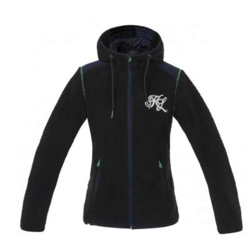 Curry Ladies Fleece Jacket