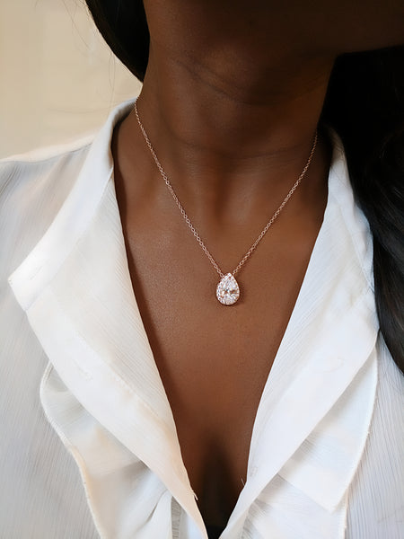 Starlight Necklace Rose Gold