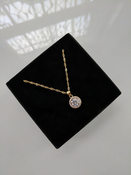 Golden Princess Necklace