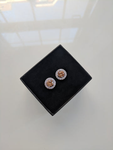Jupiter Princess Studs