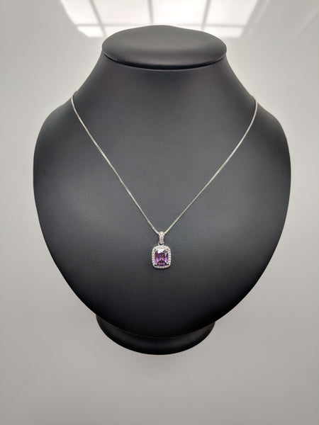 Purple Royal Necklace
