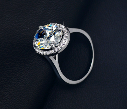 The Elizabeth Silver Ring