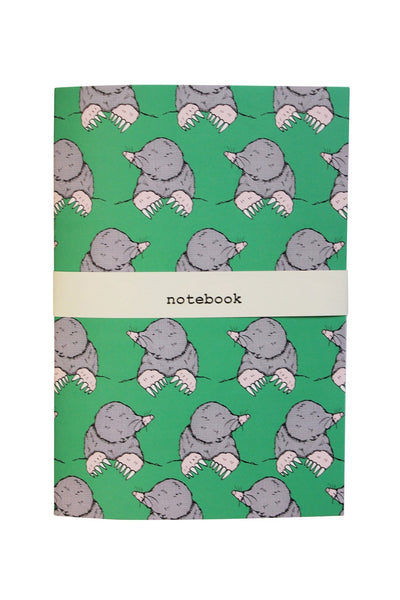 Molly Mole Notebook - Feeling Quirky