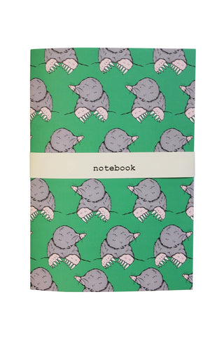 Molly Mole Notebook